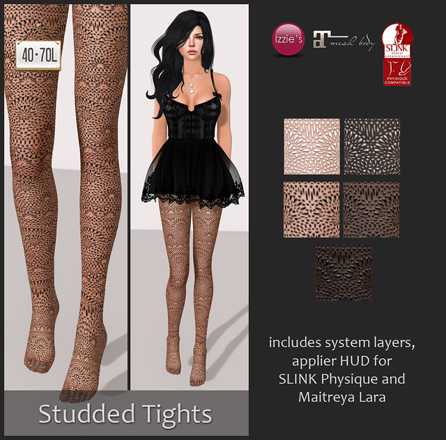 TDRF (Studded Tights)