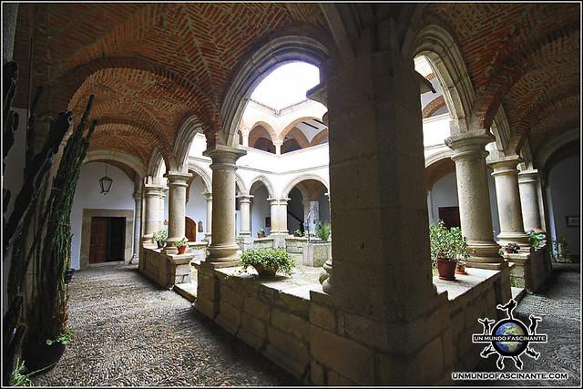 Convento de la Madre de Dios de Coria, Cáceres, Extremadura. España. Spain.