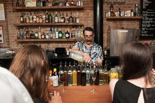 Grand Opening of Joe's Bar NYC
