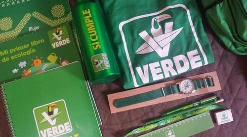 TEPJF revoca multa al Partido Verde de 11.4 millones de pesos