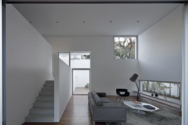 Patios interiores luz y diseo espacios vives - Fotos patios interiores ...