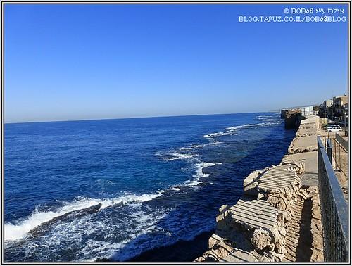 קו החוף של עכו