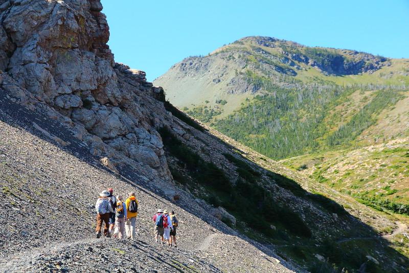 IMG_8356 Ranger-Led Firebrand Pass Hike, Glacier National Park