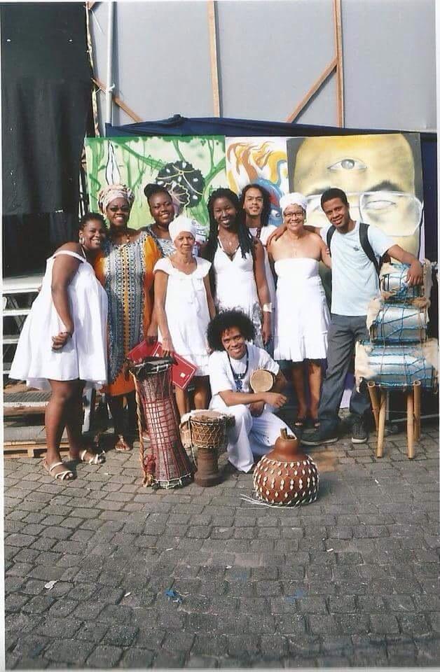 Mês Comemorativo aos Sete Anos da Biblioteca Abdias Nascimento