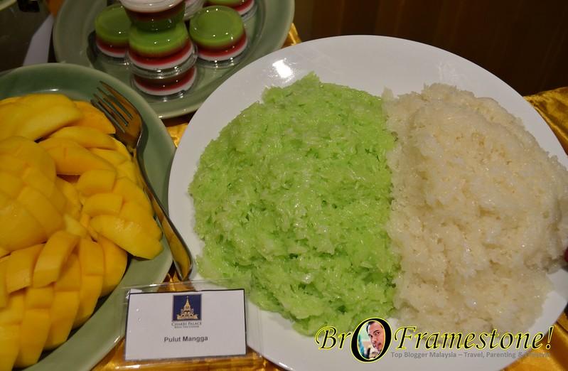 Buffet Berbuka di Imperial Chakri Palace, KLCC - Best Thai Food Restaurant