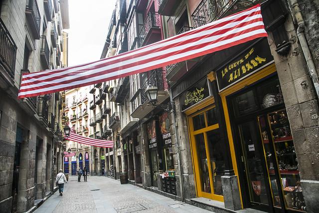 Bilbao, Las Siete Calles
