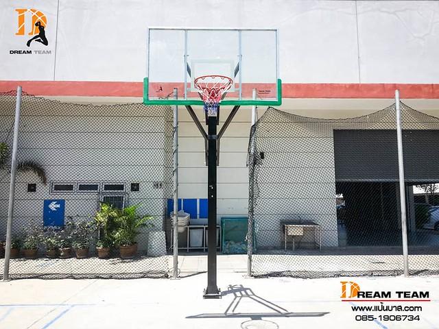 inground basketball goal
