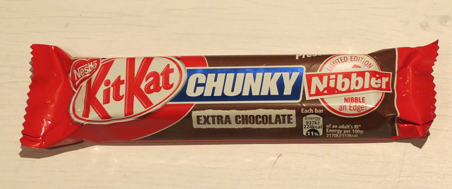 Kit Kat Chunky Nibbler (UK)