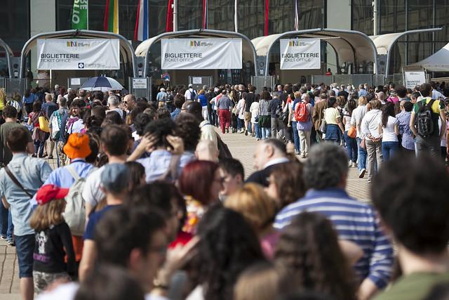 salon livre Turin 2015 détournement fonds Picioni