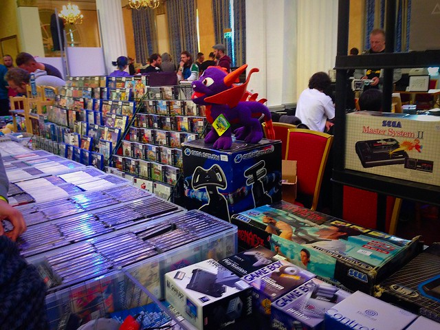 PLAY Blackpool Expo 2015 Retro Gaming
