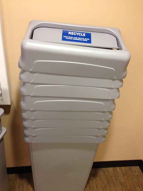 Recycling Recycling Bins