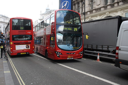 London General WHV20 LJ61NVF