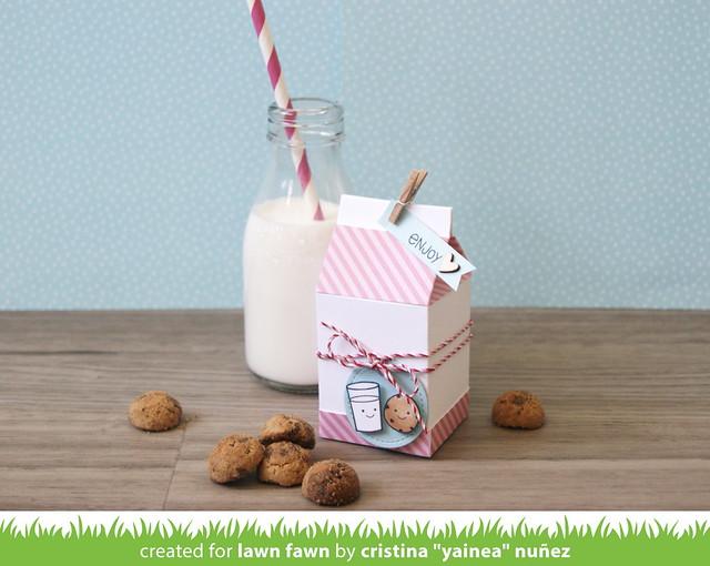 Milk Carton 1