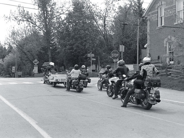 Easy Riders, Mid Life Crisis Edition