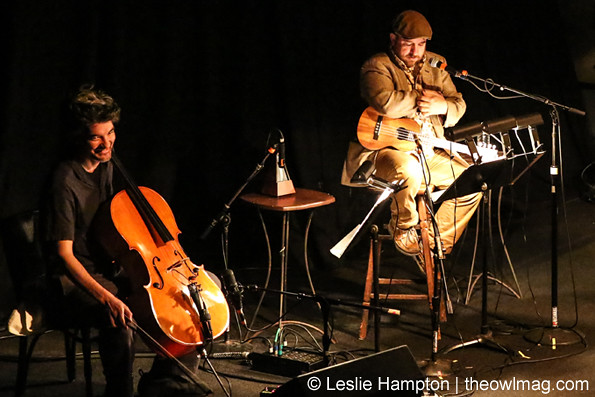 Stephin Merritt with Sam Doval + Carletta Sue Kay @ The Independent, San Francisco 5/10/15
