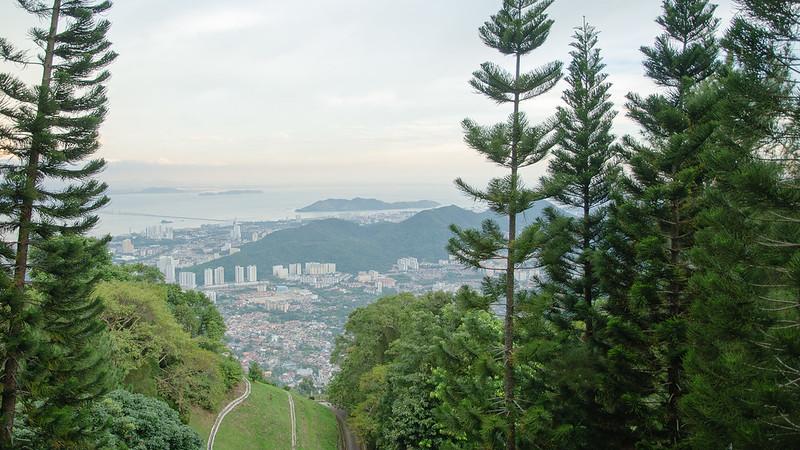 An evening at Penang Hill / Bukit Bendera