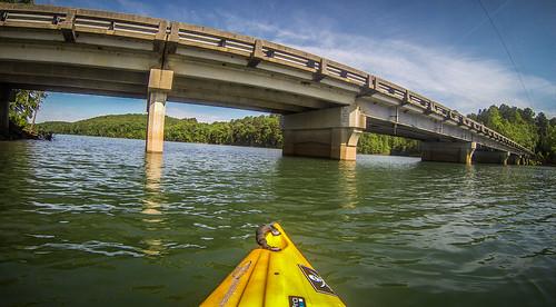 Lake Hartwell at Lawrence Bridge-10
