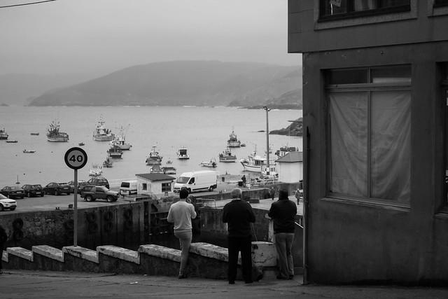 Paisajes portuarios