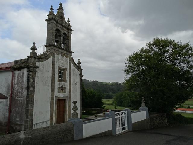 Iglesia de San Pelayo en Cambre