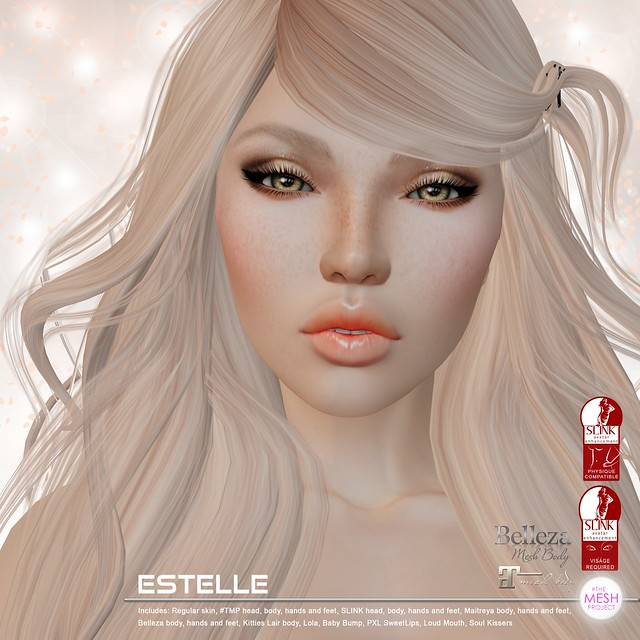 [DBF] Estelle skin Dream Fair AD