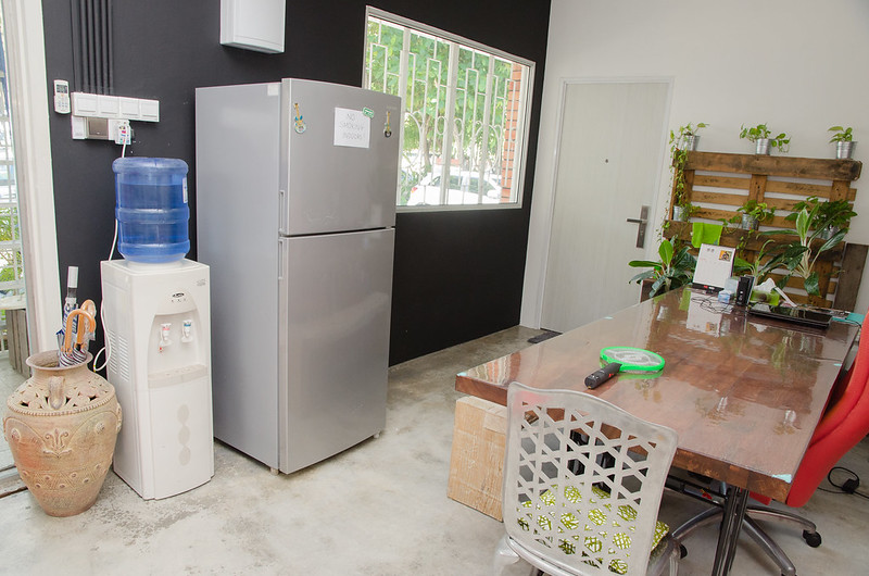Fridge and Drinking Water