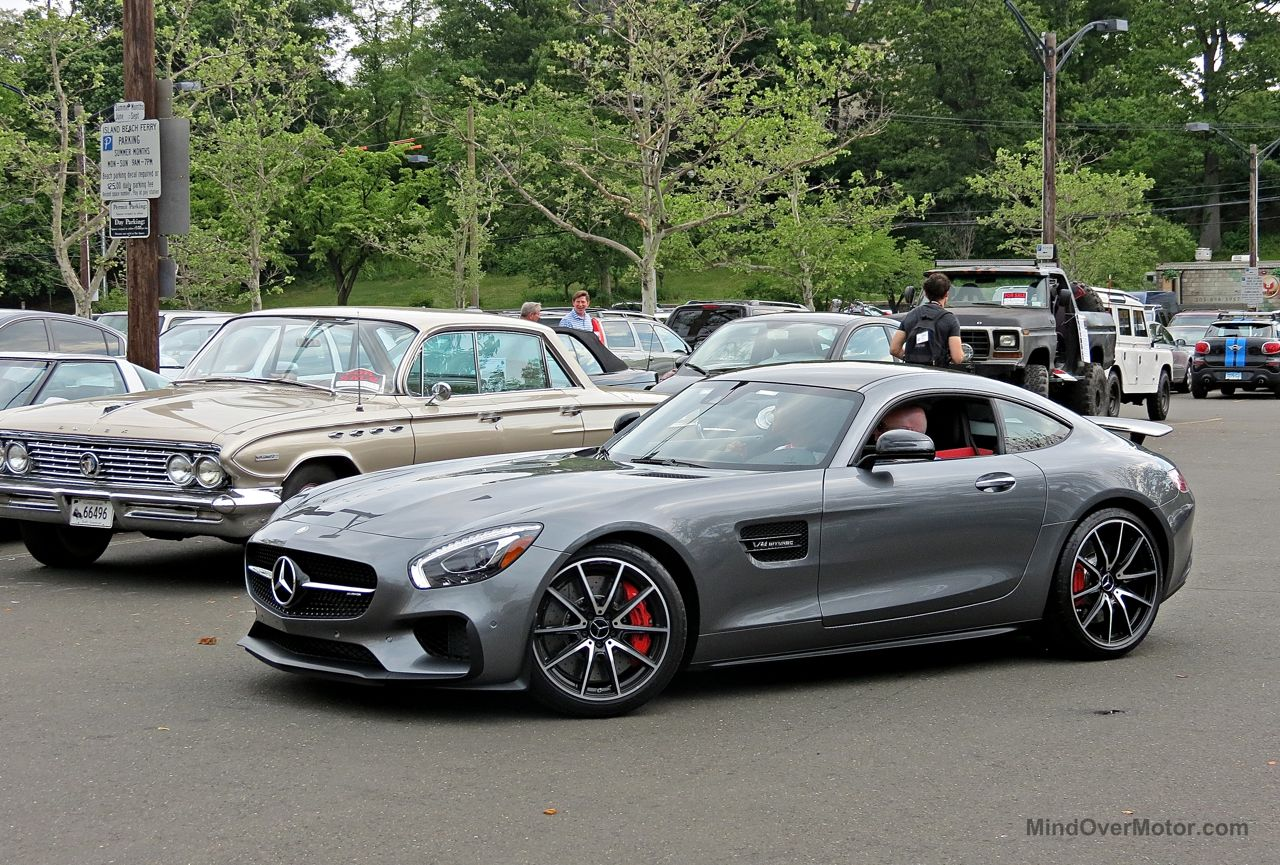mercedes amg gt s spotted in greenwich ct mind over motor