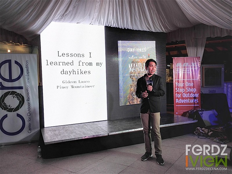Gideon Lasco talks about his book and journeys