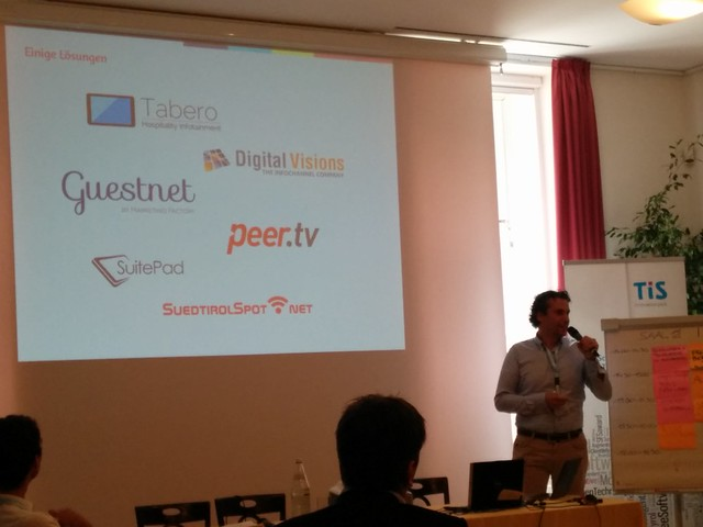 Gästeinformationssysteme in Südtirol, Hubert Rienzner