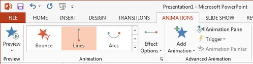 PowerPoint 2013 Animation2