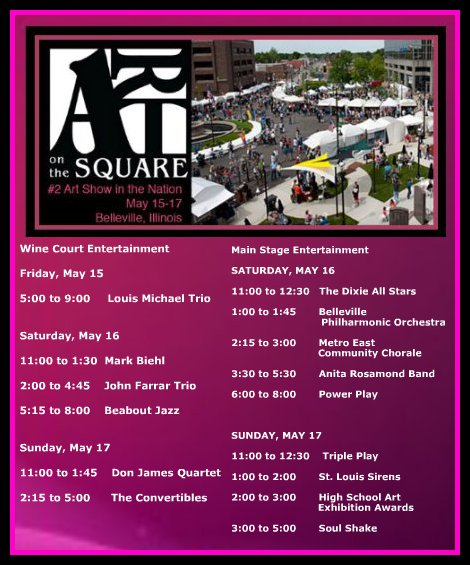 Art on the Square 2015