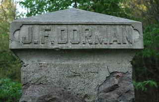 2015-5-28. JFDorman pillar