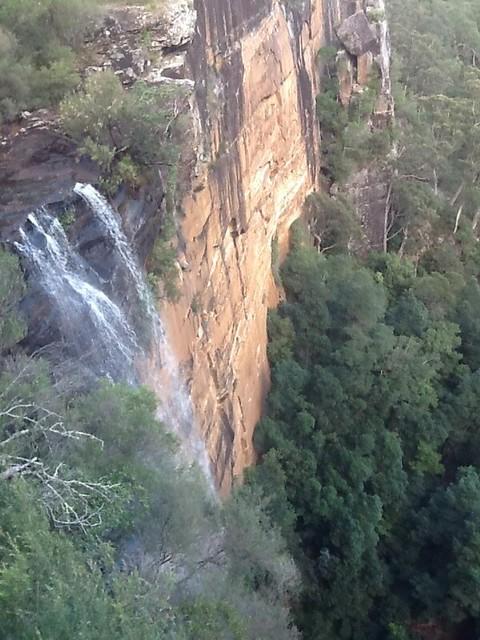 Kangaroo Valley. Fitzroy Falls.