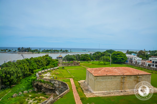 Fortaleza Ozama Santo Domingo, Dominican Republic