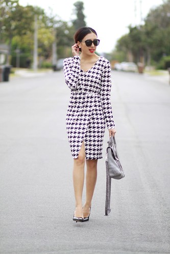 light in the box,houndstooth dress,zerouv,phillip lim,phillip lim pashli,zara,office style,work style,corporate style,what to wear to the office,fashion and finance,what to wear to work,how to dress for the office,hm,lucky magazine contributor,fashion blogger,lovefashionlivelife,joann doan,style blogger,stylist,what i wore,my style,fashion diaries,outfit