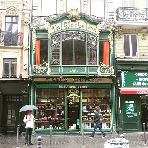 Lille - Rue des Manneliers