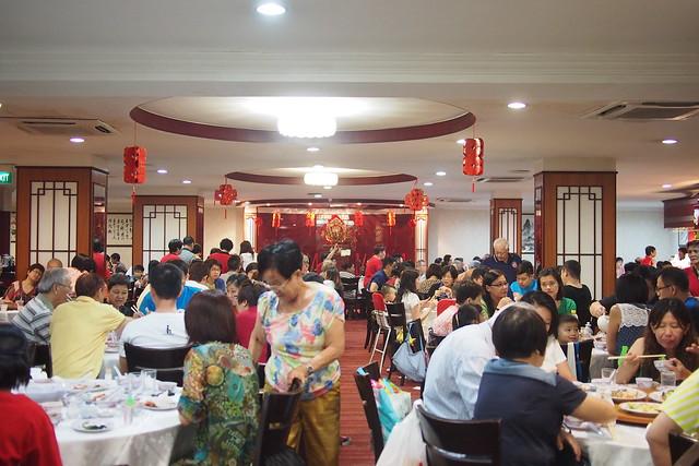 Beng Hiang Restaurant, Amoy Street, Singapore