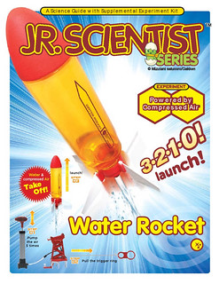 JR Water Rocket