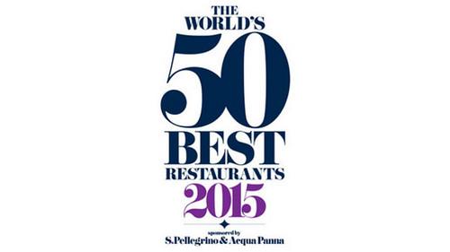 50 BEST 2015