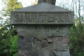 2015-5-28. Summit Lawn pillar