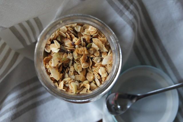 Nut free granola DSC04798