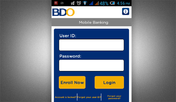 How to install BDO Mobile Banking