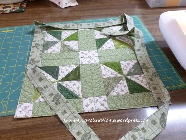 Forest Paths binding