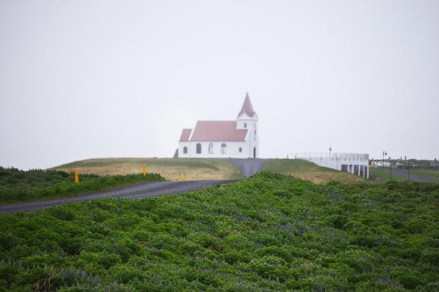 Ingjaldshólskirkja - Iceland