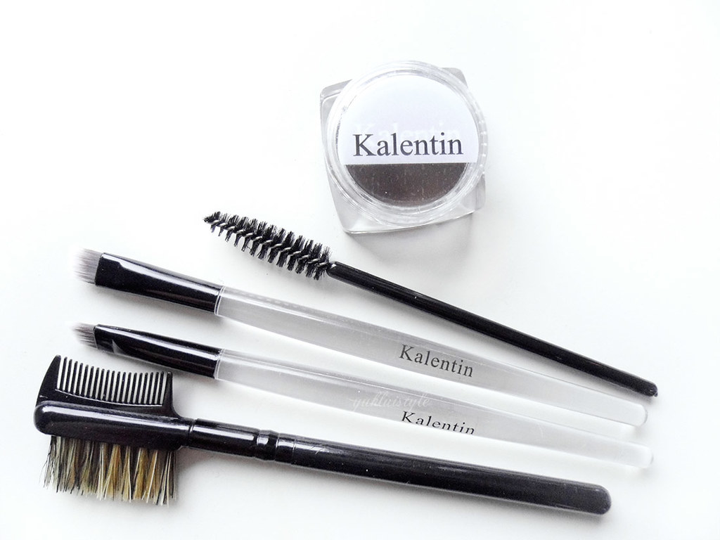 Kalentin Magic Eyebrow Definer review and swatch