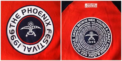 Phoenix 96 shirt
