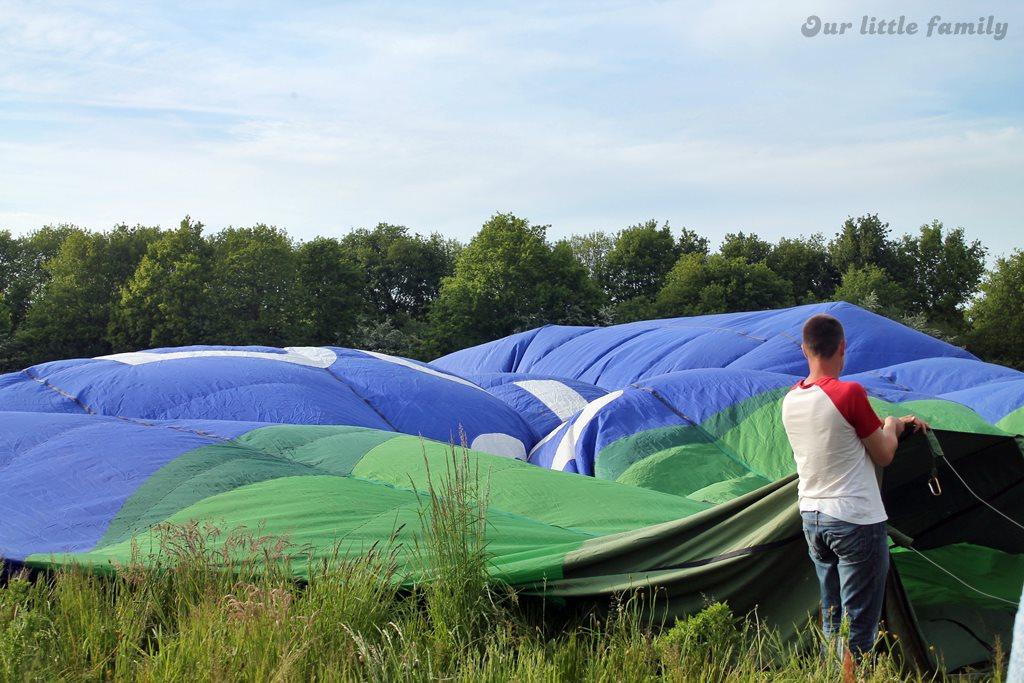 un vol en montgolfière pas à pas 12