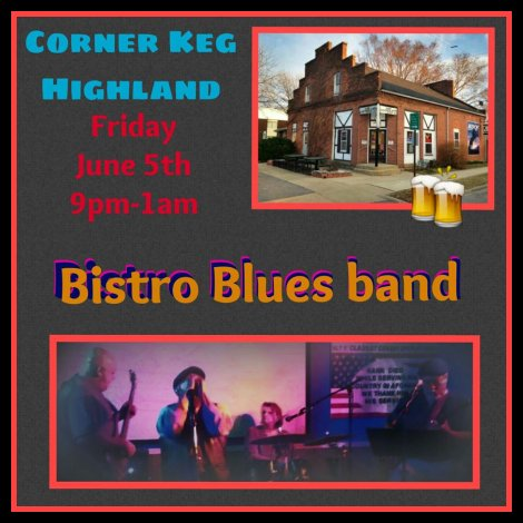Bistro Blues Band 6-5-15