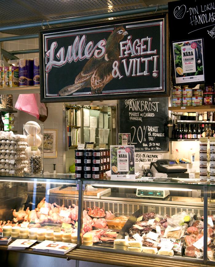 Söderhallarna, the Södermalm Market, Stockholm