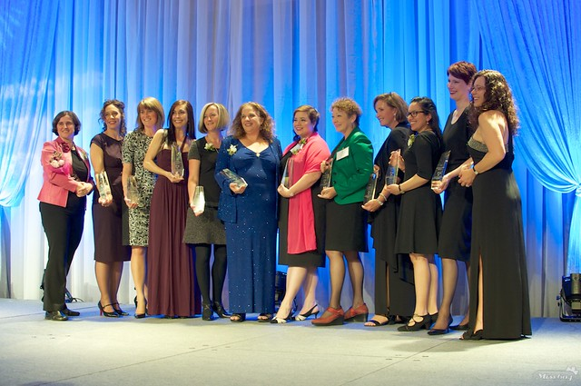 YWCA Women of Distinction Awards 2015