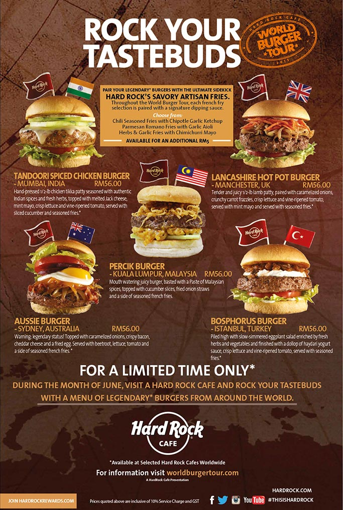 hard-rock-cafe-kuala-lumpur-announces-lineup-for-first-world-burger-tour